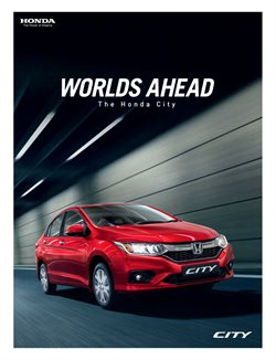 Honda catalogue ( More than a month )