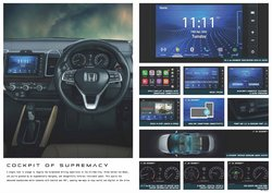 Apple offers in the Honda catalogue ( More than a month)