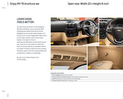 Steering offers in the Chevrolet catalogue in Bokaro Steel City