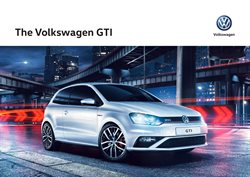 Offers from Volkswagen in the Delhi leaflet