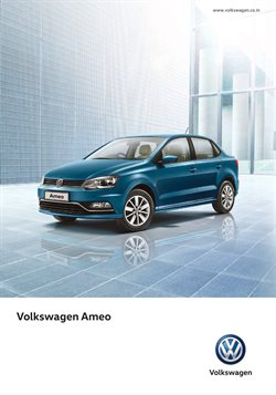 Offers from Volkswagen in the Hyderabad leaflet