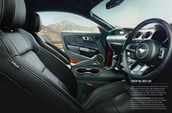 Steering offers in the Ford catalogue in Delhi