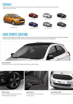 Suspension offers in the Ford catalogue in Amritsar