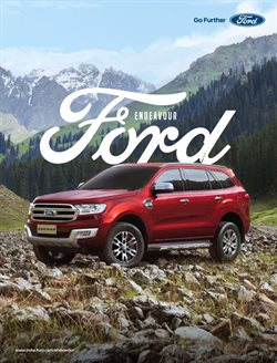 Cars, motorcycles & spares offers in the Ford catalogue in Jamshedpur