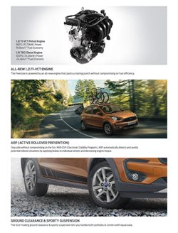 Brakes offers in the Ford catalogue in Delhi
