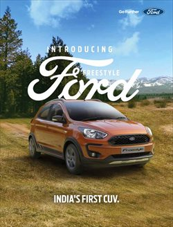 Offers from Ford in the Mumbai leaflet