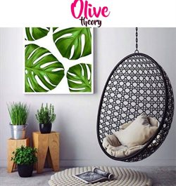 Home & Kitchen offers in the Olive Theory catalogue in Delhi ( 3 days ago )