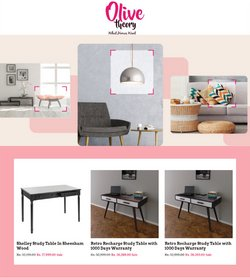 Home & Kitchen offers in the Olive Theory catalogue ( 12 days left)