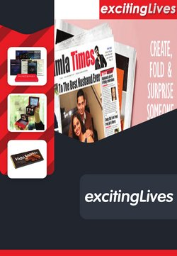 Exciting Lives catalogue ( 1 day ago )