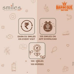 Restaurants offers in the Barbeque Nation catalogue ( 3 days left)