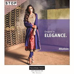 Apparel offers in the Shoppers Stop catalogue in Delhi