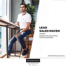 Sales offers in the Shoppers Stop catalogue in Delhi