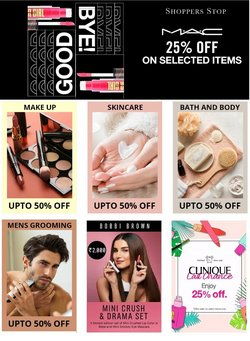 Offers of INFINITY in Shoppers Stop