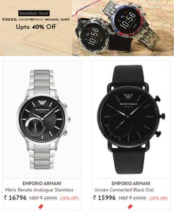 Shoppers Stop offers in the Shoppers Stop catalogue ( 4 days left)