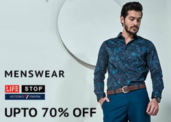 Offers from Shoppers Stop in the Coimbatore leaflet