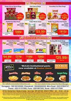 Maggi offers in the Booker Wholesale catalogue in Pune