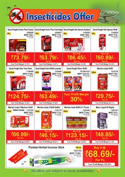 Decoration offers in the Booker Wholesale catalogue in Delhi