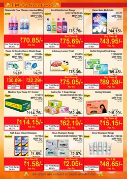 Dove offers in the Booker Wholesale catalogue in Delhi