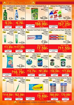 Himalaya offers in the Booker Wholesale catalogue in Delhi
