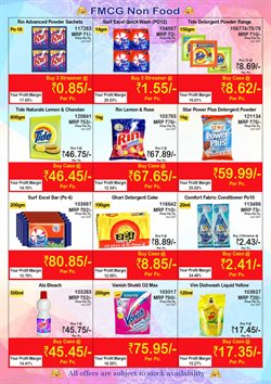 Food offers in the Booker Wholesale catalogue in Delhi