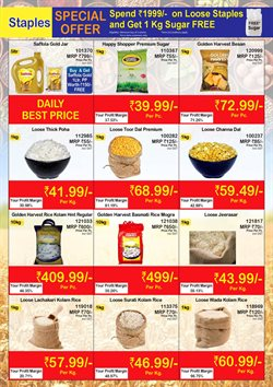Pasta offers in the Booker Wholesale catalogue in Delhi