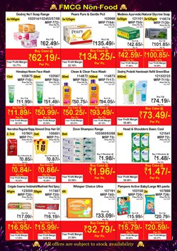 Baby offers in the Booker Wholesale catalogue in Surat