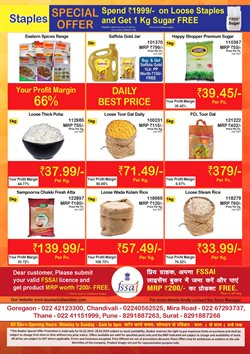Spices Offers In The Booker Wholesale Catalogue Kalyan And Dombivali