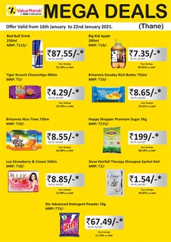 Supermarkets offers in the Booker Wholesale catalogue in Delhi ( 2 days left )