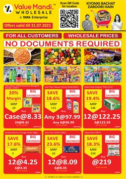 Supermarkets offers in the Booker Wholesale catalogue ( 5 days left)