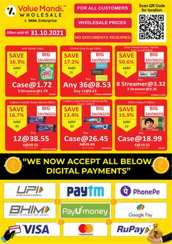 Booker Wholesale offers in the Booker Wholesale catalogue ( Expires tomorrow)