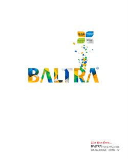 Offers from Baltra in the Delhi leaflet