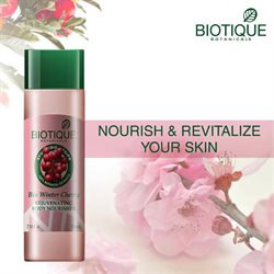 Perfume & Beauty offers in the Biotique catalogue in Delhi ( 12 days left )