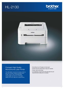 Printer offers in the Brother catalogue in Delhi