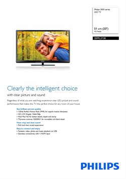 Led tv offers in the Philips catalogue in Ahmedabad