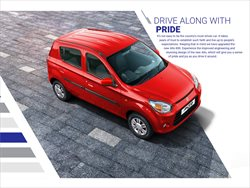 Car offers in the Maruti Suzuki catalogue in Nanded Waghala