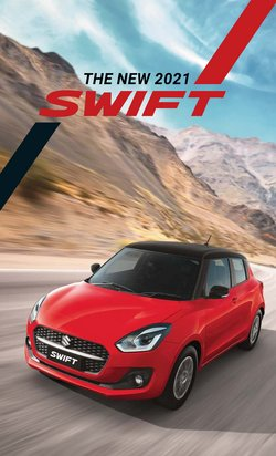 Cars, motorcycles & spares offers in the Maruti Suzuki catalogue ( 3 days left)