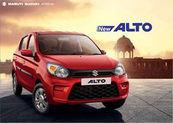 Cars, motorcycles & spares offers in the Maruti Suzuki catalogue ( 1 day ago)