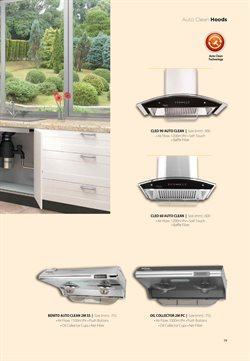Extractor hood offers in the Hindware catalogue in Delhi