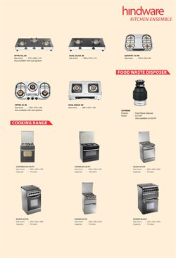 Microwave oven offers in the Hindware catalogue in Delhi