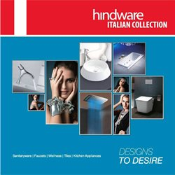 Offers from Hindware in the Hyderabad leaflet