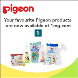 Offers from Pigeon in the Mumbai leaflet