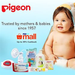 Toys & babies offers in the Pigeon catalogue in Nashik