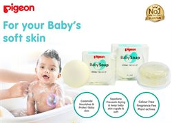 Offers of Baby soap in Pigeon