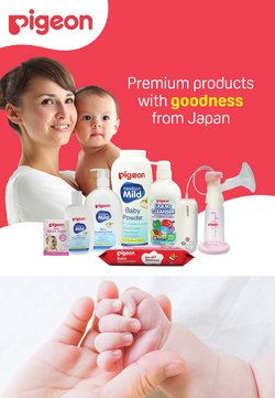Toys & babies offers in the Pigeon catalogue ( 8 days left)