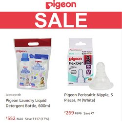 Toys & babies offers in the Pigeon catalogue ( 9 days left)