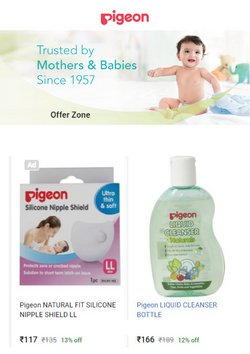 Toys & babies offers in the Pigeon catalogue ( 1 day ago)