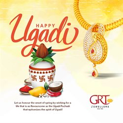 Offers from GRT Jewellers in the Bangalore leaflet