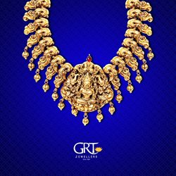 Jewellery offers in the GRT Jewellers catalogue in Delhi