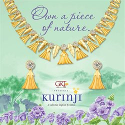 GRT Jewellers catalogue ( 24 days left )