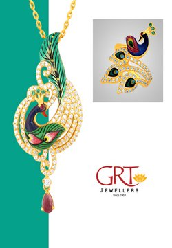 GRT Jewellers catalogue ( 1 day ago )